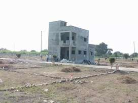 1000&2000 sqft plot for sale in perane phata