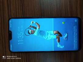VIVO V9 3 MONTHS OLD WITHOUT CHARGER