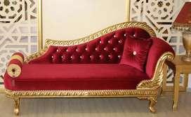 Kursi Sofa teras mewah, kayu jati, free ongkir