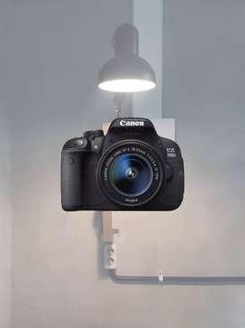 Rental sewa kamera dslr canon 700d 600d bandung