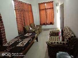 Fully furnished part house with 24*7 electricity and watersupply