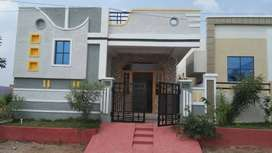 100 sqyards ind house are avaliable at gated community in nagaram ECIL