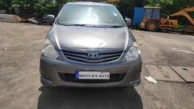 Toyota Innova 2004-2011 2.5 G (Diesel) 8 Seater BS IV, 2010, Diesel