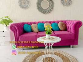 Sofa kancing chester sittard