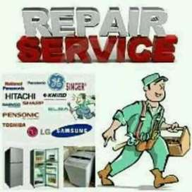 Service/servis panggilan kulkas dan mesin cuci kompor gas tv led lcd
