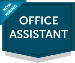 Hiring female for office assistant profile