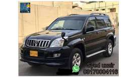toyota prado on installment