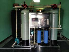RO water purifier plants, Mineral water plants sells and services