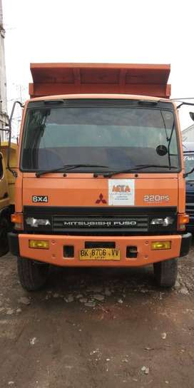 Mitsubishi Fuso FN 527 MS (6x4) M/T Dump TruckTahun 2015