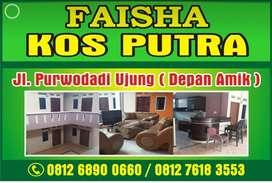 kost Putra Faisha Panam Pekanbaru