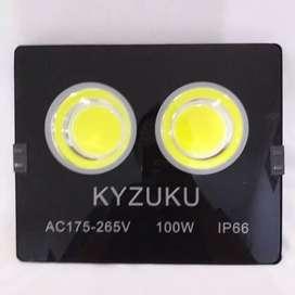 Lampu Sorot COB 100 Watt/ Lampu Anti Hujan IP66