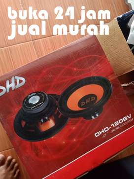 Subwoofer dhd double