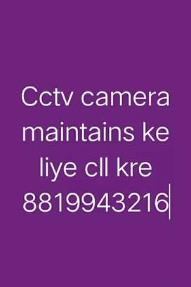 Cctv camera sell & services