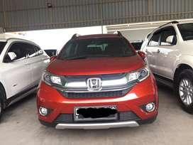 Honda BR-V E 1.5 AT 2018 merah