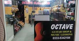 Acoustic Guitars, Violins, Keyboard, Ukuleles at Octave Music Store
