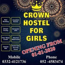 Crown Girls Hostel