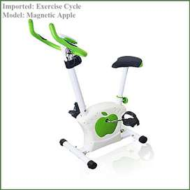 Exercise Magnetic Cycle, Apple Magnetic Cycle & Bike, Get fit or stay