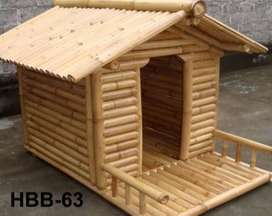 I will sale a Dog and pet houses