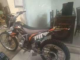 BALI DHARMA MOTOR/jual KLX 150 thn 2014