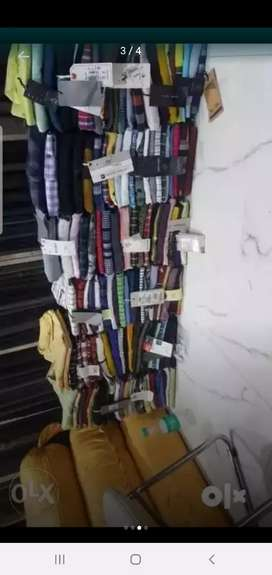 Branded shirts in lot rate 3000pices available in all size