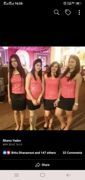 NEED GIRLS FOR  WEDDINGS EVENTS
