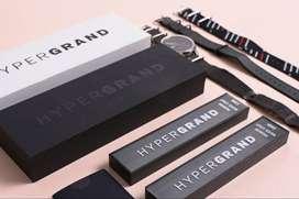 Dijual Jam Tangan Hypergrand Mavericks 44 mm Full Aksesoris