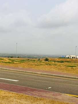 Reasonable price plot available in bahria town Karachi 125 sq. yards