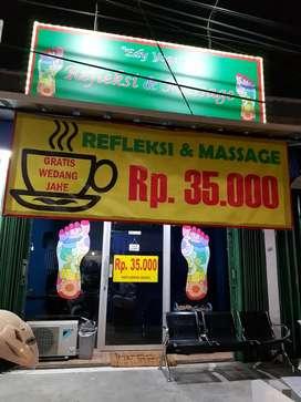 Refleksi Massage Jakarta Pusat