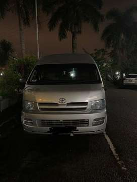 For sale toyota hi ace