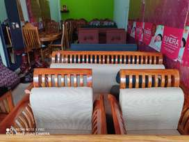 Wooden furniture at Whole Sale Rate - Setty in Teak wood - 20500