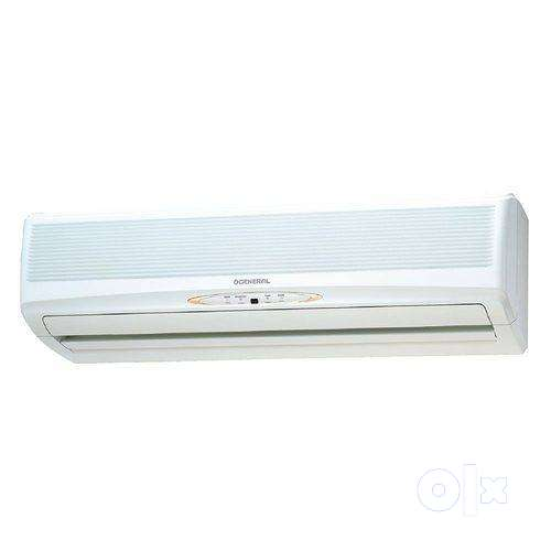 General ac 2 ton New condition with installation & warranty