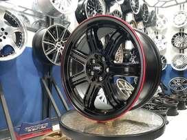 Velg Mobil Xpander Juke New Livina Innova Rush Dll Ring 17 HSR SIAK