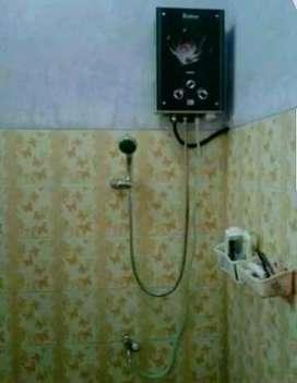 Pemanas air mandi water heater gas