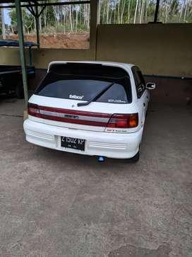 STARLET  facelift GT MK1 full mulus rawatan sendiri