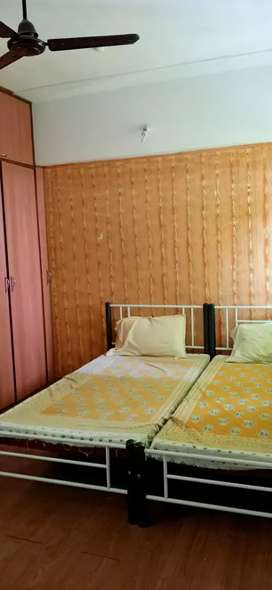 It's 2BHK furnished Flat for Rent in Sector 5