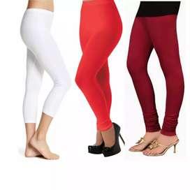 100% cotton leggings combo for womens