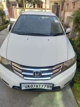 Honda City ZX 2012 Petrol Well Maintained