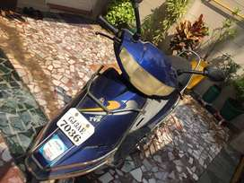 Tvs scooty in mint condition with rc book