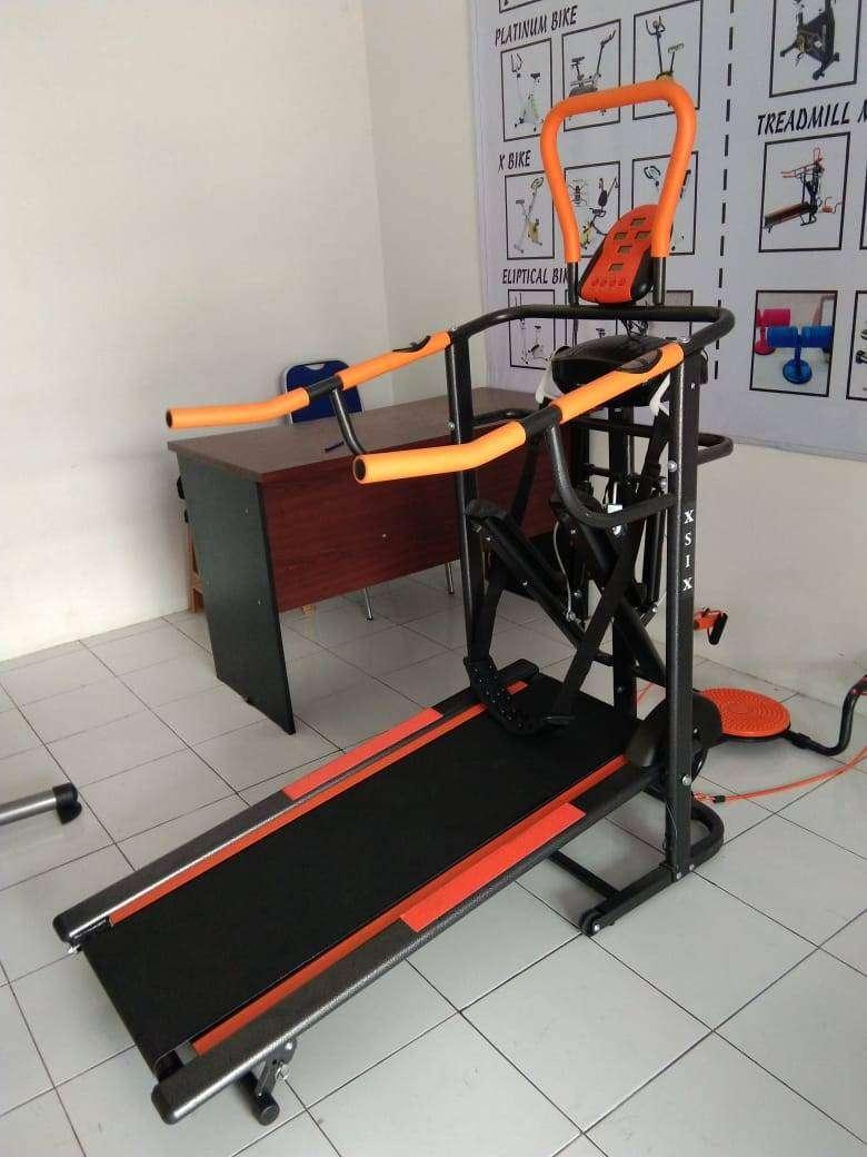 fitnes treadmill manual 6fungsi fitclass Semarang2 0