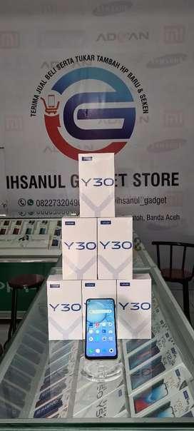 Vivo Y30 128Gb (BARU)