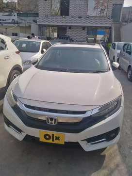 Honda Civic Vti Oriel prosmatec UG 1.8 Bank Leased