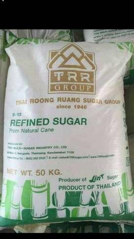 Gula Pasir Jumlah Besar