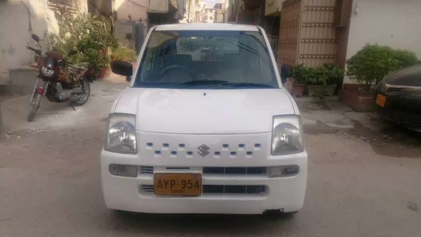 Suzuki Alto japanise 2007 reg 2012..4 power orignal car 0