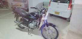 I am selling my gs 150 in good condition