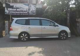 Grand livina 1.8xv Hws low km good condition murah at
