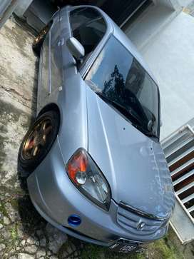 Civic vti 2001 silver
