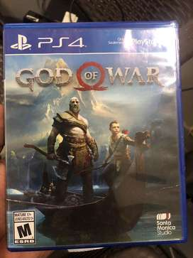 God of war 4 10/10 condition