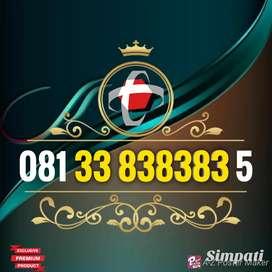 Simpati cantik kartu perdana telkomsel no as 33 abab 8383 # 838383 # 5