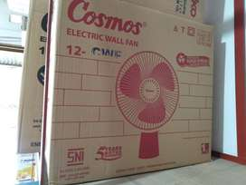 kipas angin dinding wall fan 12inc cosmos 12 CWF (jantung acc)