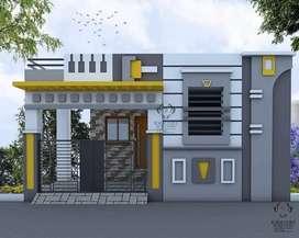 2 BHK villa for sale in kandigai